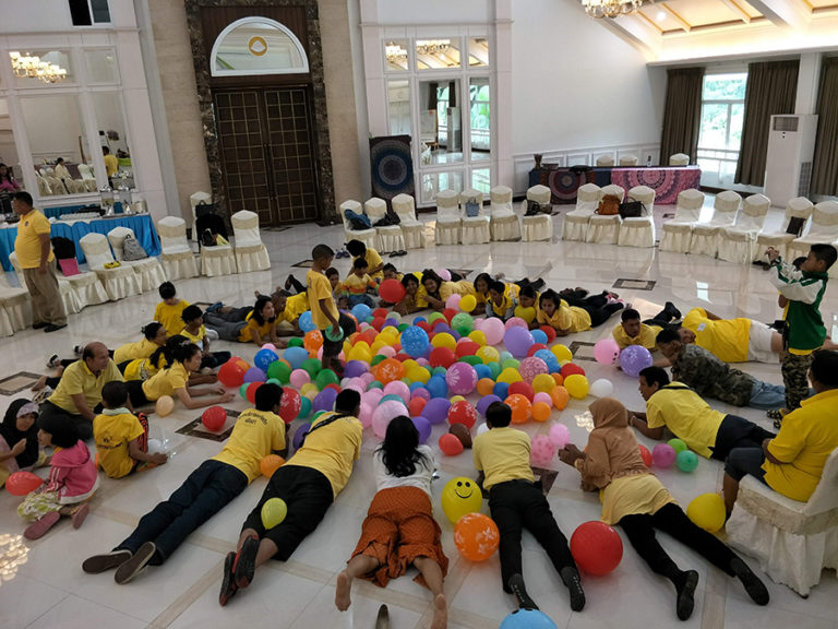 ภาพกิจกรรมเด็กพิเศษ (3) SE Soucial Enterprise กิจการเพื่อสังคม เด็กพิเศษ ออทิสติกพังงา GYM SET AVAUTIS